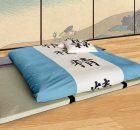 Camera da letto zen