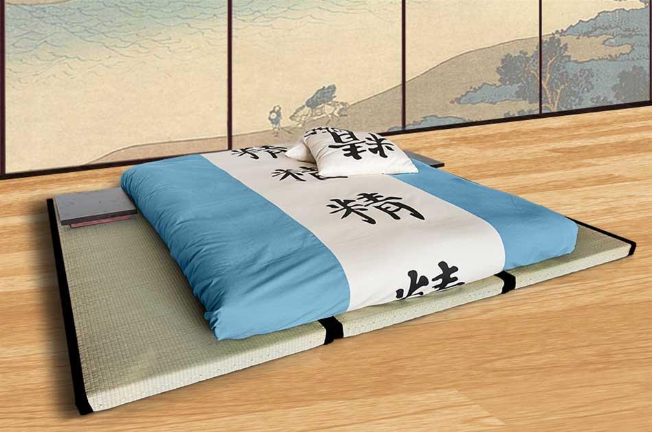 Arredamento giapponese dormi bene in una camera da letto zen vivere zen - Oggetti camera da letto ...