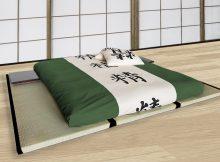 Kit Tatami ribassati e futon