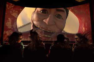 Film 4D Attack on Titan