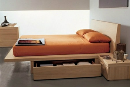 5 idee da copiare per una camera da letto zen vivere zen for Camera da letto zen