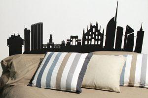 Testiera del letto Skyline