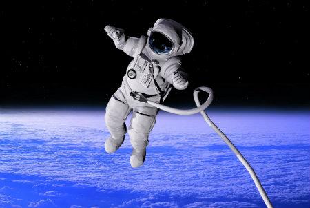 Gravità nello spazio