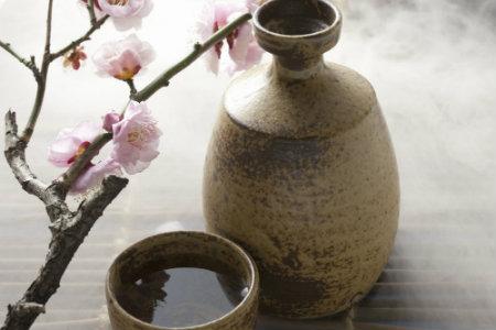 Bicchiere di sake