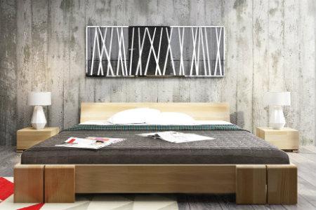 Letti Di Design In Legno : Il legno migliore per il letto pino faggio o abete vivere zen