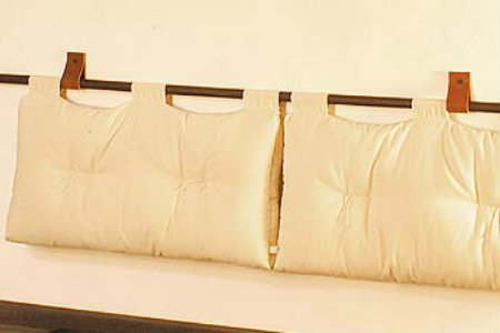 Testiera letto futon
