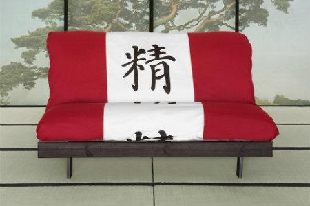 Divano letto futon Roots