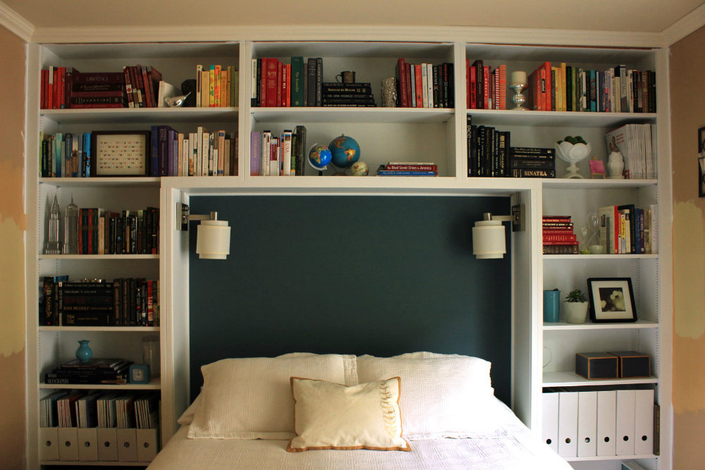 Libreria Sopra Letto : Testiere letto in legno moderne classiche o estrose vivere zen