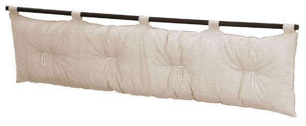 testiera futon bianca viverezen