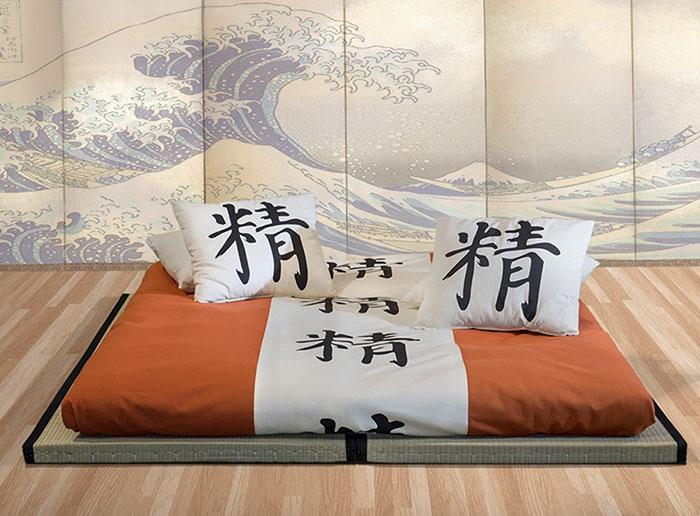 kit futon + tatami ribassati