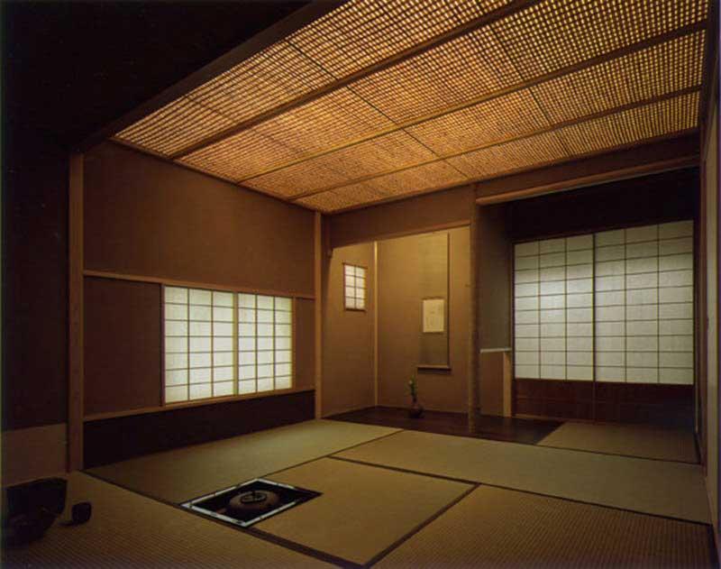 Masumi Yanase Architects, stanza del tè