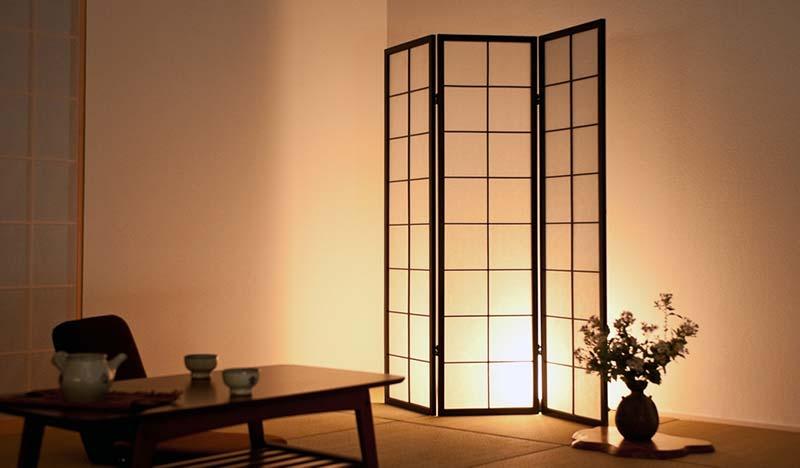 Sanwa Direct, partizione in stile giapponese